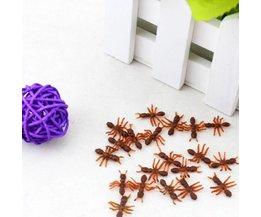 Griezelige Nep mier voor Halloween