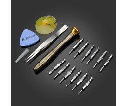 K-Tools 16-in-1 Reparatieset Smartphones