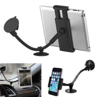 Autohouder voor Tablets en Smartphones