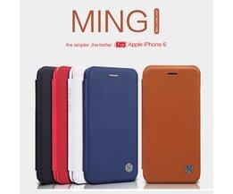 NILLKIN Ming Serie Flipcase Voor iPhone 6