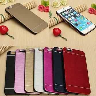 Hoes Voor iPhone 6 Van Metaal En Aluminium