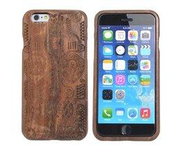 Houten Hoesje Hard Case voor iPhone 6