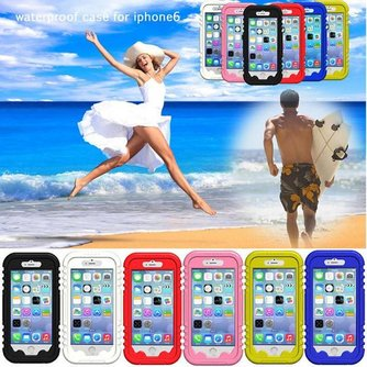 Stevige Beschermhoes Voor De iPhone 6