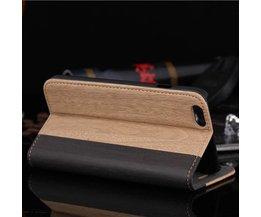 Telefoonhoesjes voor iPhone 6 met Hout Design