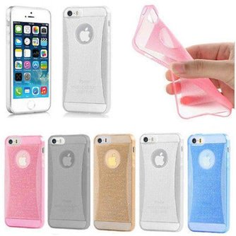Transparant Hoesje voor iPhone 6 TPU