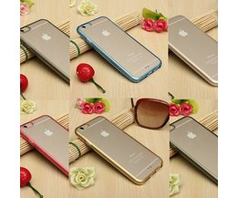 Softcase Transparant Voor iPhone 6