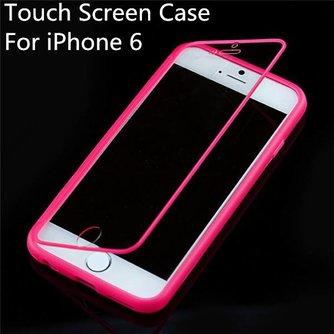 Hoes Met Schermprotectie Voor iPhone 6