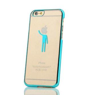 Hoesje Met Mannetje Voor iPhone 6