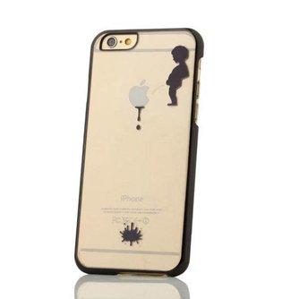 Hoesje Voor iPhone 6 Met Manneke Pis