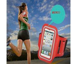 Sportband voor iPhone 6 en Samsung Galaxy S3 & S4
