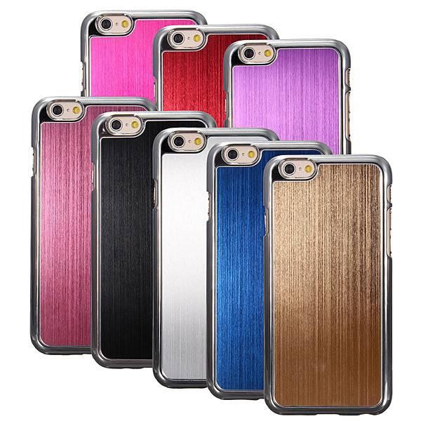 Metal Brushed Hoesje Voor De iPhone 6