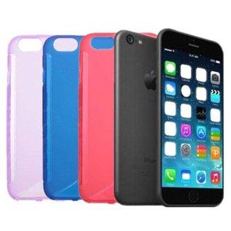 Softcase Van Silicoon Voor iPhone 6