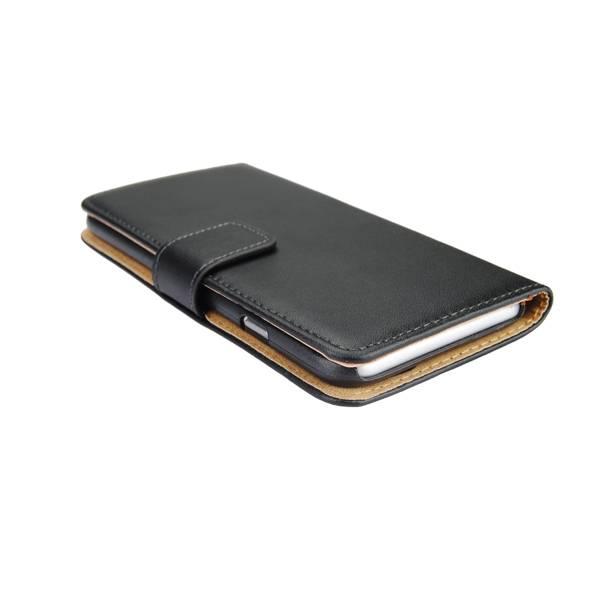 Luxe Portemonnee Hoes Van Leer Voor iPhone 6