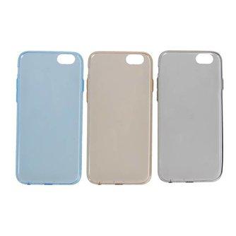 Softcase Voor iPhone 6 In Verschillende Kleuren