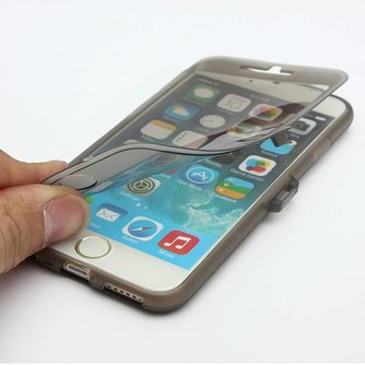 Transparante Flipcase Voor De iPhone 6