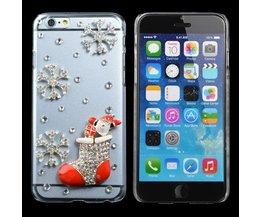 Hoes Voor iPhone 6 Met Kerstsok