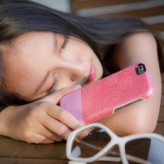 Kajsa Roze Hoesje Voor iPhone 6
