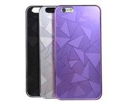 Cover voor iPhone 6 met Diamant Design