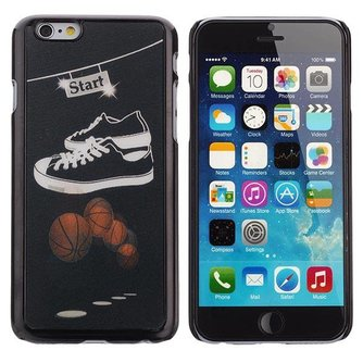 Covers voor iPhone 6 met Basketbalschoen Design