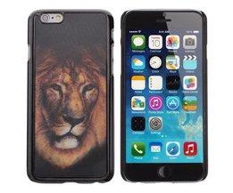 Hoes Voor iPhone 6 Met Leeuwenkop