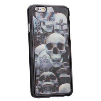 Hoes Met Doodshoofden Voor iPhone 6