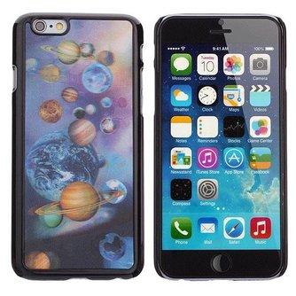 Hoesjes voor iPhone 6 met 3D Heelal Design