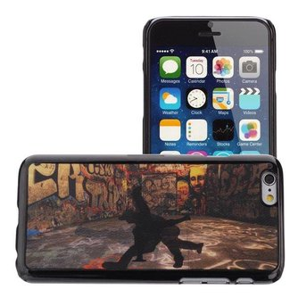 Hoes Voor iPhone 6 Met Hip-Hop Design