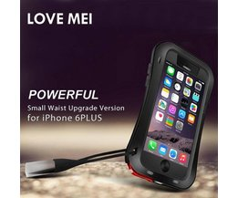 LOVE MEI Hoes Voor iPhone 6 Plus