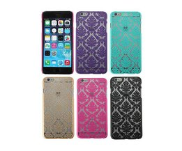 Vintage Hoes Met Damask Patroon Voor iPhone 6 Plus