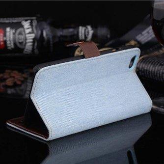Portemonnee Hoesje Voor iPhone 6 Plus