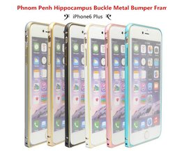 Metalen Bumper In Meerdere Kleuren Voor iPhone 6 Plus
