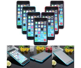 Ultra Dunne Bumper Voor iPhone 6 Plus