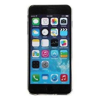 Hoes Met Stof Plug Voor iPhone 6 Plus