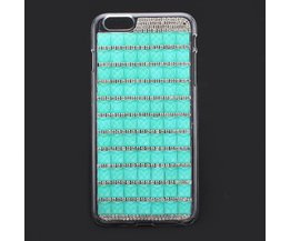 Hard Case iPhone 6 Met Bling