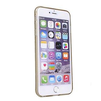 Transparante Softcase Voor iPhone 6 Plus