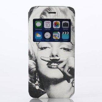 Marilyn Monroe Hoesje Voor iPhone 6 Plus