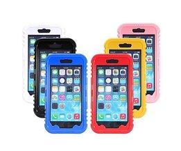 Gekleurd Hoesje Voor iPhone 6 Plus