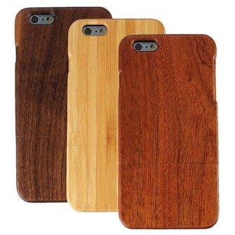 Houten Hoesje Voor iPhone 6 Plus