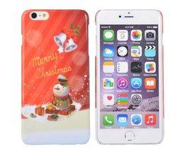 Kerstmis Hoesje Voor iPhone 6 Plus