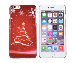 Christmas Case Voor iPhone 6 Plus