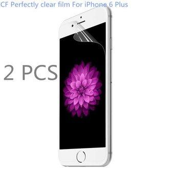 Baseus Screenprotector Voor iPhone 6 Plus 2 Stuks