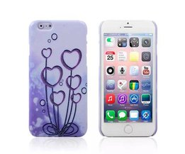 Backcase Voor iPhone 6 Plus Met Hartjes