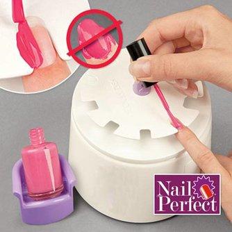 Nagellak Houder voor de Perfect Gelakte Nagels