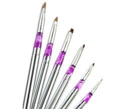 Nagellak Pennen Voor Acryl Gel