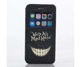 Hoesje Met Smiley Voor iPhone 6 Plus