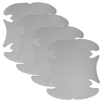 Transparante Sticker Voor Bescherming