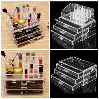 Make Up en Sieraden Organizer