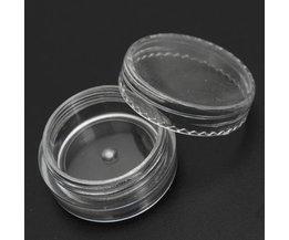 Cosmetisch plastic potje 3ml