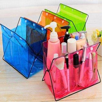 Plastic Makeup Box