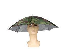 Paraplu Hoedje
